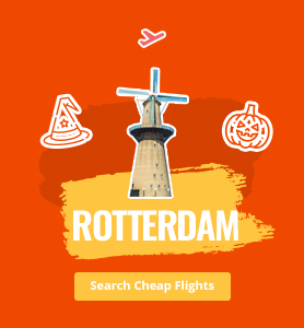 flights to Rotterdam