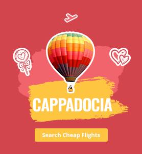 flights to Cappadocia