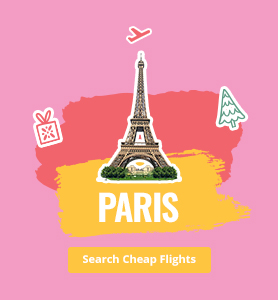 Paris flights