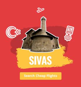 flights to Sivas