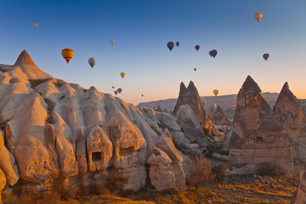 Kapadokya Gezisi: Ürgüp Göreme, Balon Turu...